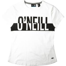 O'Neill Broadway SS Shirt Girls powder white
